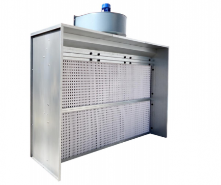 dry-spray-booth